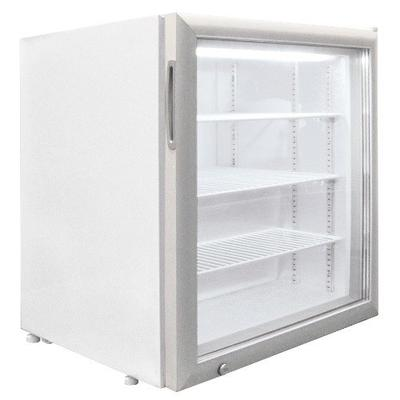 Excellence CTF-3 White Countertop Display Freezer with Sw...
