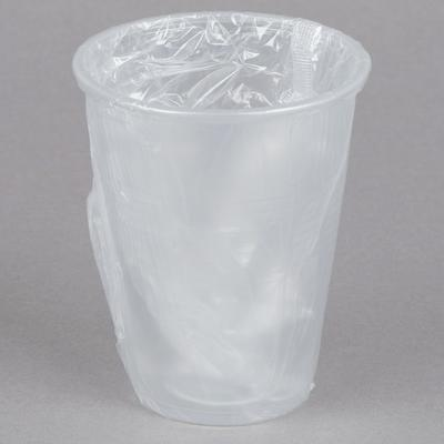 Lavex Lodging 9 oz. Translucent, Individually Wrapped Cup...