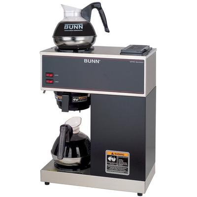 BUNN 33200.0002 VPR Black 12 Cup Pourover Coffee Brewer w...