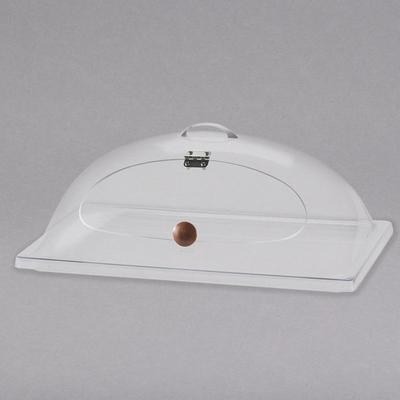 CAL-MIL 367-12 Classic Clear Dome Display Cover with Sing...