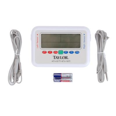 Taylor 1442 Critical Care Digital Thermometer with Dual P...