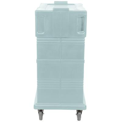 Cambro UPC600401 Slate Blue Camcart Ultra Pan Carrier - F...