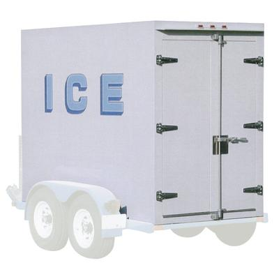Polar Temp 5X9CW Cold Wall Refrigerated Ice Transport - 2...