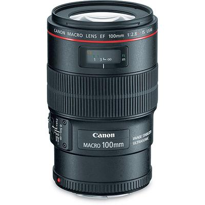 Canon EF 100mm 2.8L Macro IS USM
