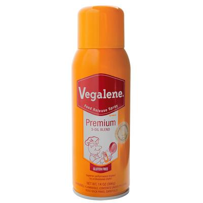 Vegalene 14 oz. All Purpose Release Spray - 6/Case