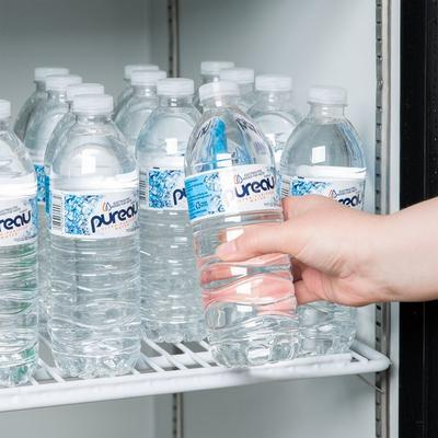 16.9 oz. Purified Bottled Water - 24/Case