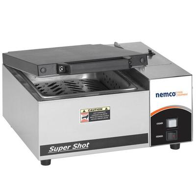 Nemco 6600 Super Shot Countertop Tortilla / Portion Steamer 120V