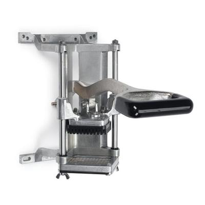Nemco 55450-3 Food Cutter w/ .50 Cut, Short Throw Handle & Wall Or Countertop Mount