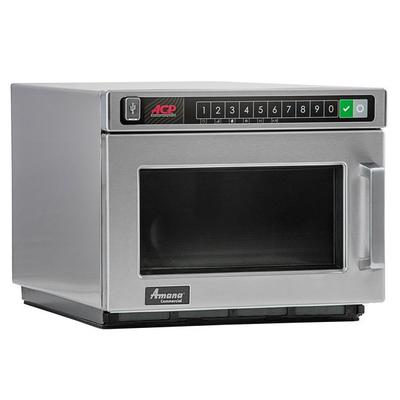 Amana HDC12A2 Heavy Duty Stainless Steel Commercial Micro...