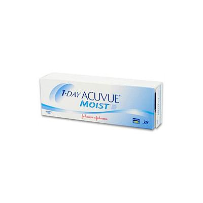 JOHNSON & JOHNSON 1-Day Acuvue Moist contact lens