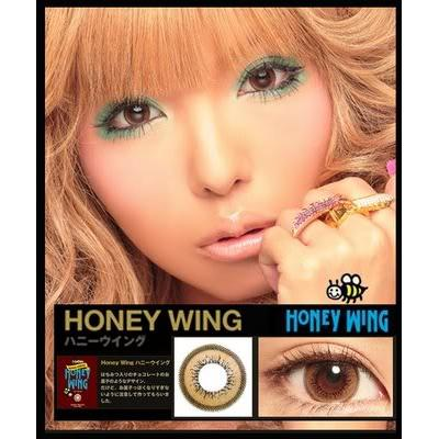 Colored contact lenses Authentic Korean GEO Olive Circle ...