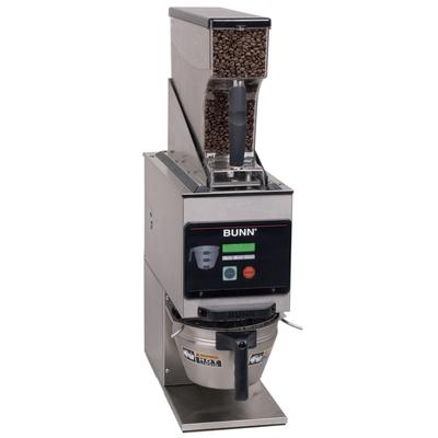 BUNN 40700.0001 G9WD-RH Weight Driven 6 lb. Coffee Grinde...