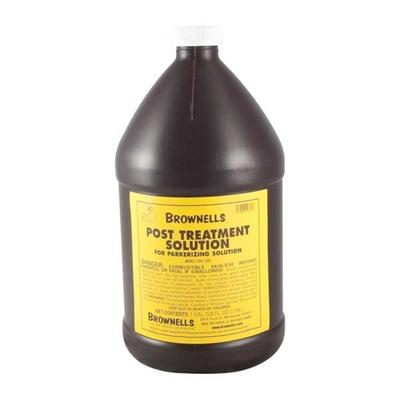 Brownells Parkerizing Supplies Only - *1 Gal. Post Treatment Solution