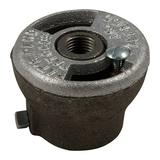 Brownells Hot Water Cleaning Tank Pipe Burner - 3/4 I.D. Hw/Ht Mixer, With Shutter