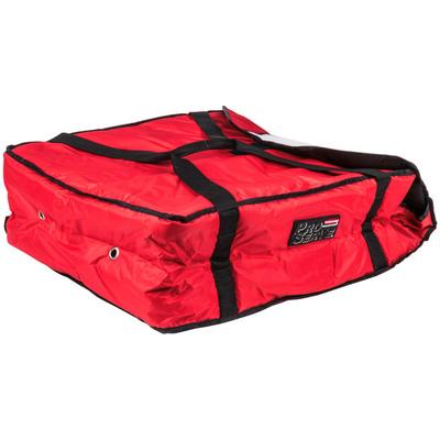 Rubbermaid FG9F3700RED ProServe Insulated Large Pizza Del...