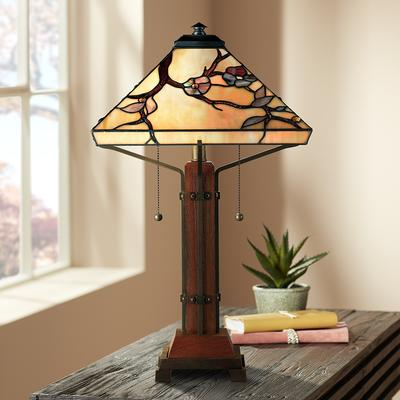 Quoizel Grove Park Table Lamp