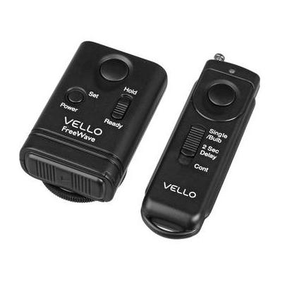Vello FreeWave Wireless Remote Shutter Release for Nikon ...
