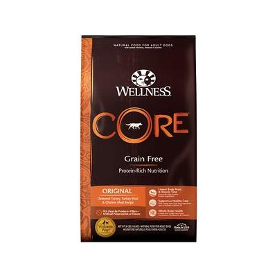Wellness CORE Grain-Free Original Formula Dry Dog Food, 26-lb bag