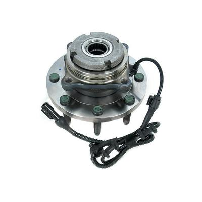 2000-2005 Ford Excursion Front Wheel Hub Assembly - Timken