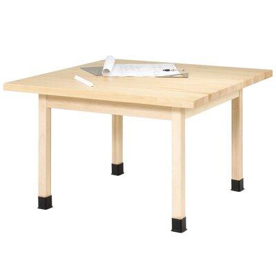 Shain Diversified Woodcrafts Worktop Classic Table Maple - WX4-M