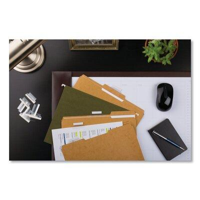 Avery Self-Adhesive Tabs with White Printable Inserts, Tw...