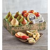 Gift Baskets & Fruit Baskets - Harry and David - Classic Pears, Apples, and Cheese Gift