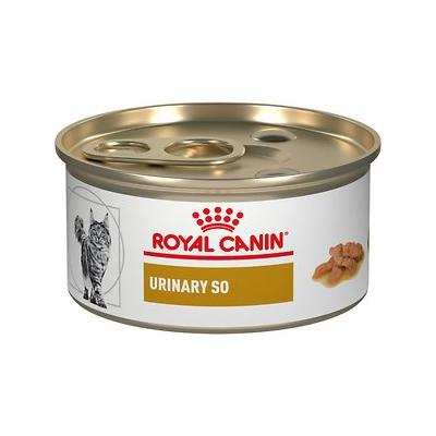 Royal Canin Veterinary Diet Urinary SO Morsels in Gravy C...