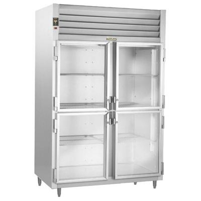 TRAULSEN RHT232DUT-HHG Stainless Steel 42 Cu. Ft. Two Sec...