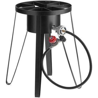 "Backyard Pro 21"" Tall Outdoor Gas Range / Patio Stove - 5..."