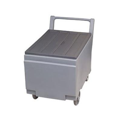 Follett ROTOCART Insulated SmartCart 240 w/ 240 lb Capacity and Removable Lid, Poly