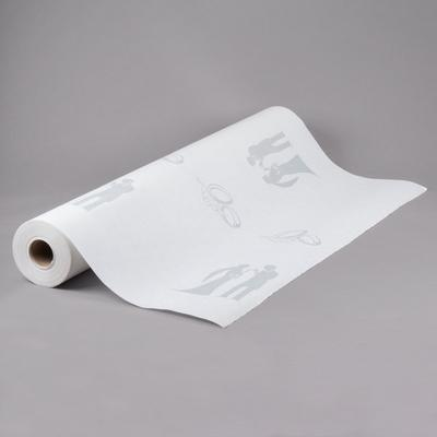 """40"""" x 300' Paper Table Cover with Wedding Pattern"""