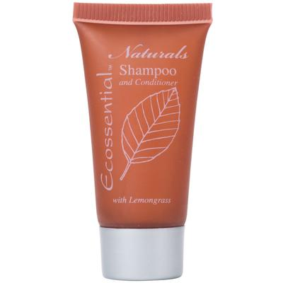 Ecossential Naturals Hotel and Motel Shampoo 0.5 oz. Bott...