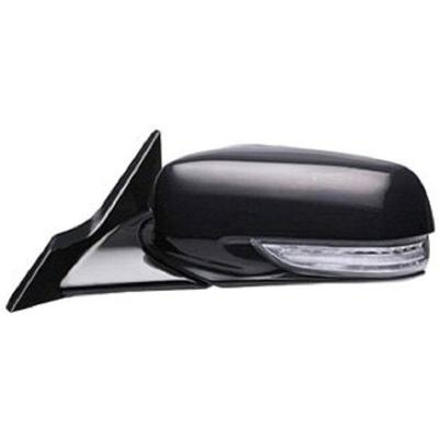 2009-2014 Acura TL Left - Driver Side Mirror - Action Cra...