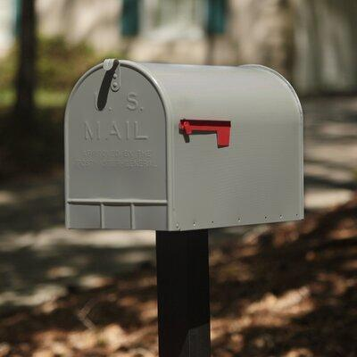Gibraltar Mailboxes Stanley Post Mounted Mailbox ST20/ST2...