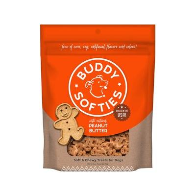 Buddy Biscuits Original Soft & Chewy with Peanut Butter D...