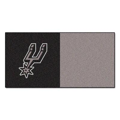 Fan Mats NBA - Washington Wizards Team Carpet Tiles 9203 ...