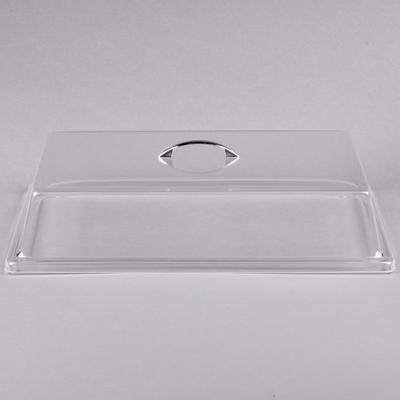 CAL-MIL 327-13 Clear Standard Rectangular Bakery Tray Cov...