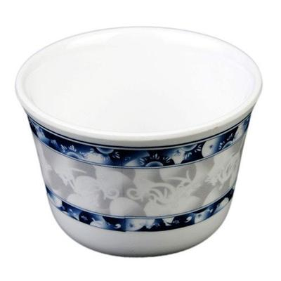 Thunder Group 9152DL Blue Dragon 5 oz. Melamine Tea Cup -...