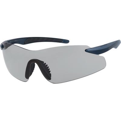 Zenni Mens Sporty Sunglasses Blue Frame Other Plastic A10160516