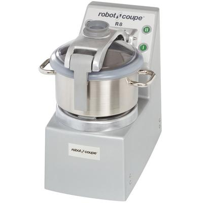 ROBOT COUPE R8 Vertical Food Processor with 8 Qt. Stainle...