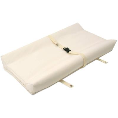Naturepedic Organic Cotton 2-Sided Contoured Changing Pad - Natural