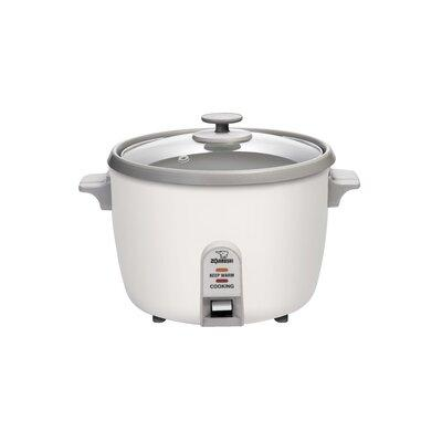 Zojirushi Steamer & Rice Cooker Size: 10 Cup