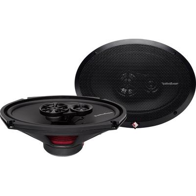 "Rockford Fosgate Prime R169X3 6"" x 9"" 3-way Speakers"