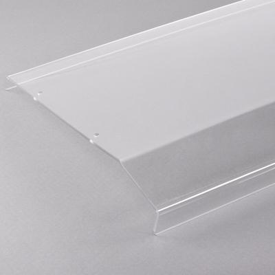 Cambro 64015 Replacement Sneeze Guard Top Panel for BBR72...