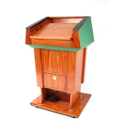 Executive Wood Presidential Evolution Lift Full Podium PR...