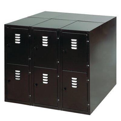 "Diversified Woodcrafts Locker Base LB- Locker Size: 31""H ..."