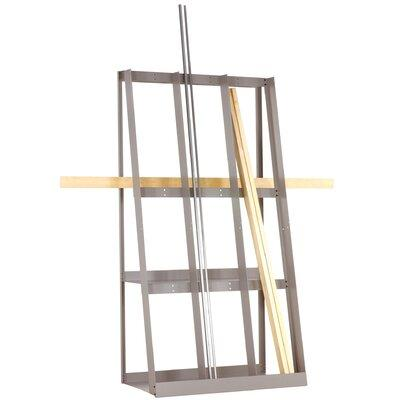 "Diversified Woodcrafts 100"" H x 48.75"" W Shelving Unit VS..."