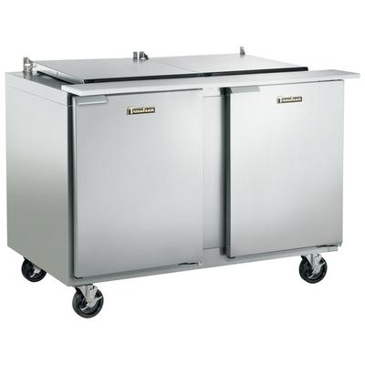 "TRAULSEN UST7230-RR-SB 72"" 2 Right Hinged Door Stainless ..."