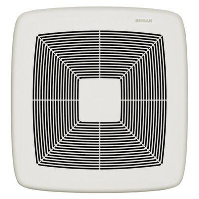 Broan XB50 50 CFM 0.3 Sone Ceiling Mounted Energy Star Rated and HVI Certified B