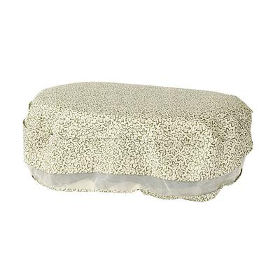 Ballard Designs Outdoor Cuddle Ottoman Cover